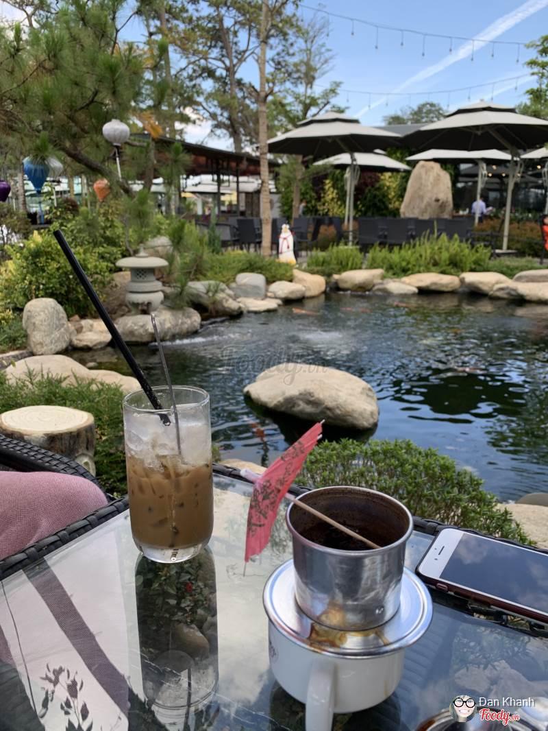 cà phê Xuân Hương Garden